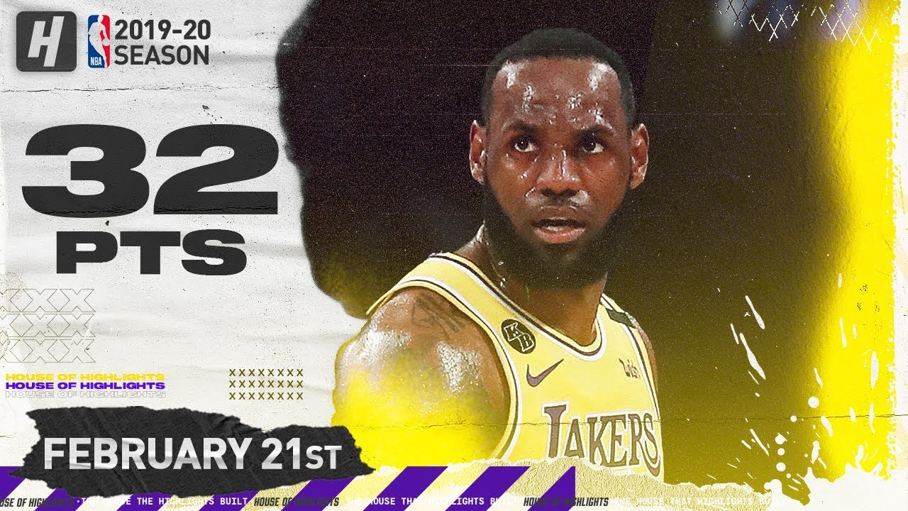 Lakers vs. Grizzlies: 3 Things to Know (2/21/20)