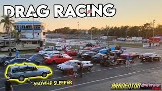 homepage tile video photo for Taking my 650WHP SLEEPER To The DRAGSTRIP!