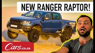 New Ranger Raptor Review - Why There's Nothing Else Like It
