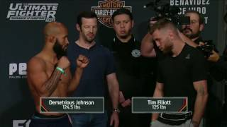 The Ultimate Fighter Finale: Main Event Faceoff