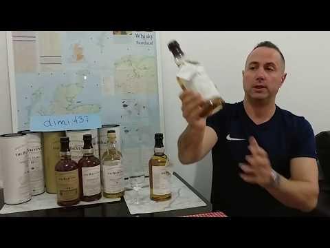 Виски обзор 145. Balvenie 12 Single Barrel , 47.8% Alc