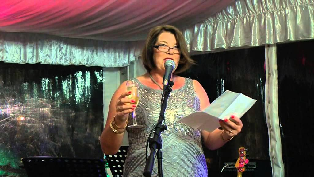 Reception Speech Mother Of The Groom Youtube