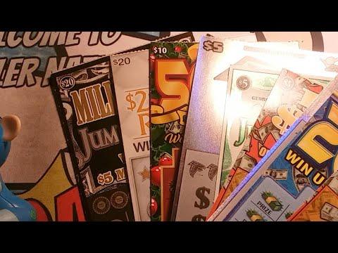 Millionaire JUMBO!! Roll Over. GAMBLER & ScratchNFish