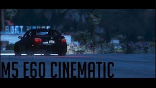 BMW M5 E60 V10 VOSSEN I Cinematic Showcase