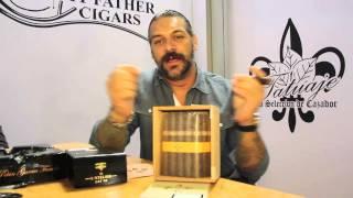Pete Johnson @InterTabac 2013, Tatuaje cigars