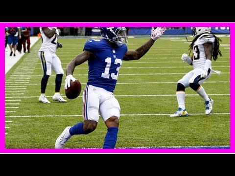 Odell Beckham Jr. Is Not Worth The Trouble For The Giants