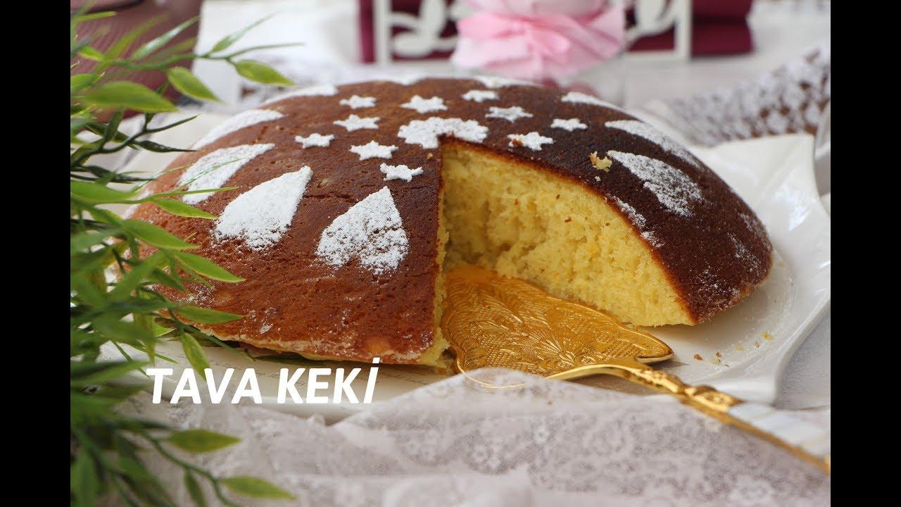 Tava Keki Tarifi – Tavada Kek Nasil Pisirilir