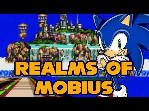 Realms of Mobius  - Walkthrough