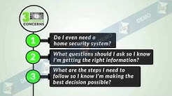 E4P Home Security System Sample Comm Palos Hts IL