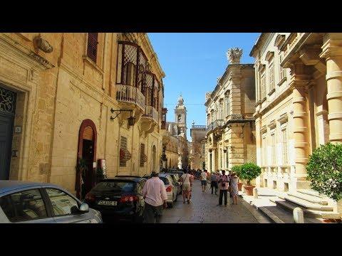 Mdina Malta - Old Capital and the Silent City