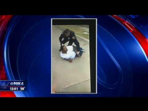 Fort Worth Police investigating arrest in viral video