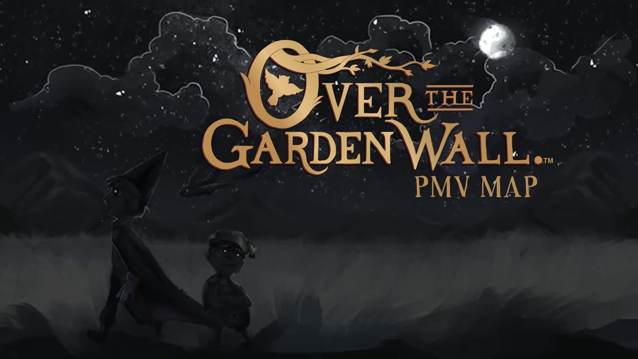 Over The Garden Wall Pmv Map I Saw The Dead Completed Youtube