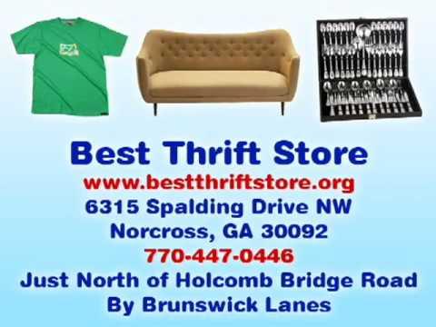Best Thrift Store Norcross Georgia