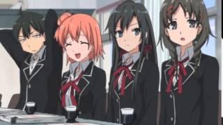 [EOS] Oregairu Opening 1 -- Yukitoki -- Yanagi Nagi (Male Version)