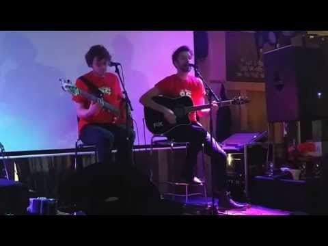 96 Lives - Christan Slawinski and Al McHardy - Live in Moss, Norway