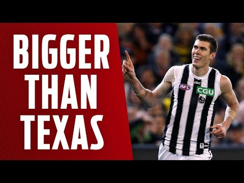 Colossal Cox stuns us all   Game-breaker   Preliminary Final, 2018   AFL