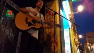Street Musician - I'm feeling good - Palma de Mallorca
