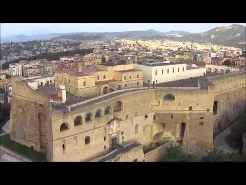 Napoli vista dal drone