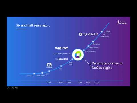 Journey to Agile with Tony Vetter, Pivotal & Michael Villiger, Dynatrace