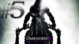 Let's Play Darksiders 2 - Part 5 - The Lost Temple (Walkthrough Playthrough)(Welcome to Let's Play Darksiders 2! This walkthrough is in 720p HD and has commentary supplied. Darksiders 2 is the action adventure role-playing video ..., 2012-08-15T17:32:07.000Z)