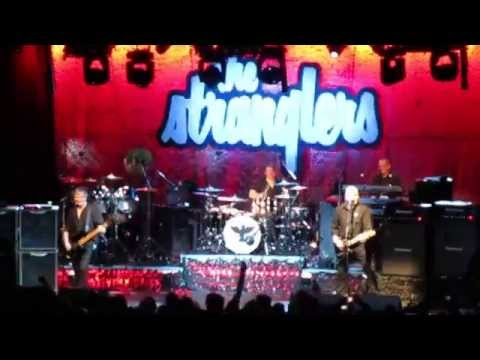 The Stranglers - Peaches @ Manchester Academy 21/03/15