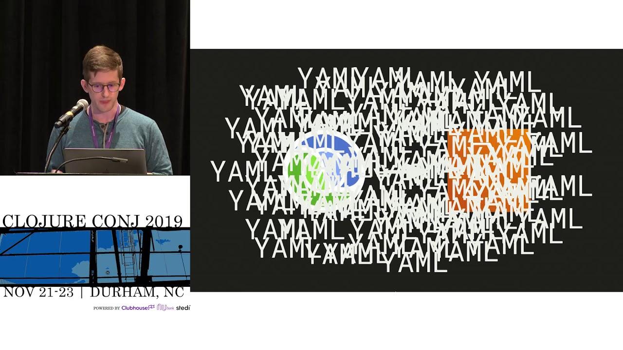 Infrastructure as Code in Clojure - Eno Compton & Tyler van Hensbergen