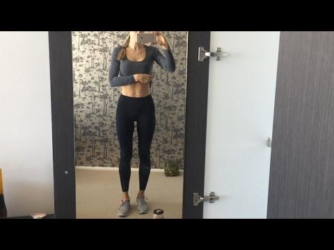 Vlog: Vitamin + Organics Shop + Beach Runs