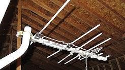 TV ANTENNA INSTALLATION - 1 antenna for multiple TVs