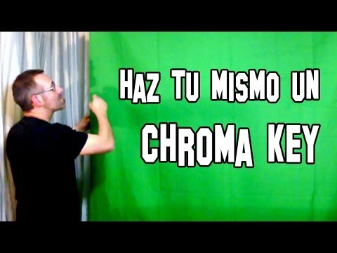 ✔ Cómo Hacer un Chroma Key o Fondo Verde