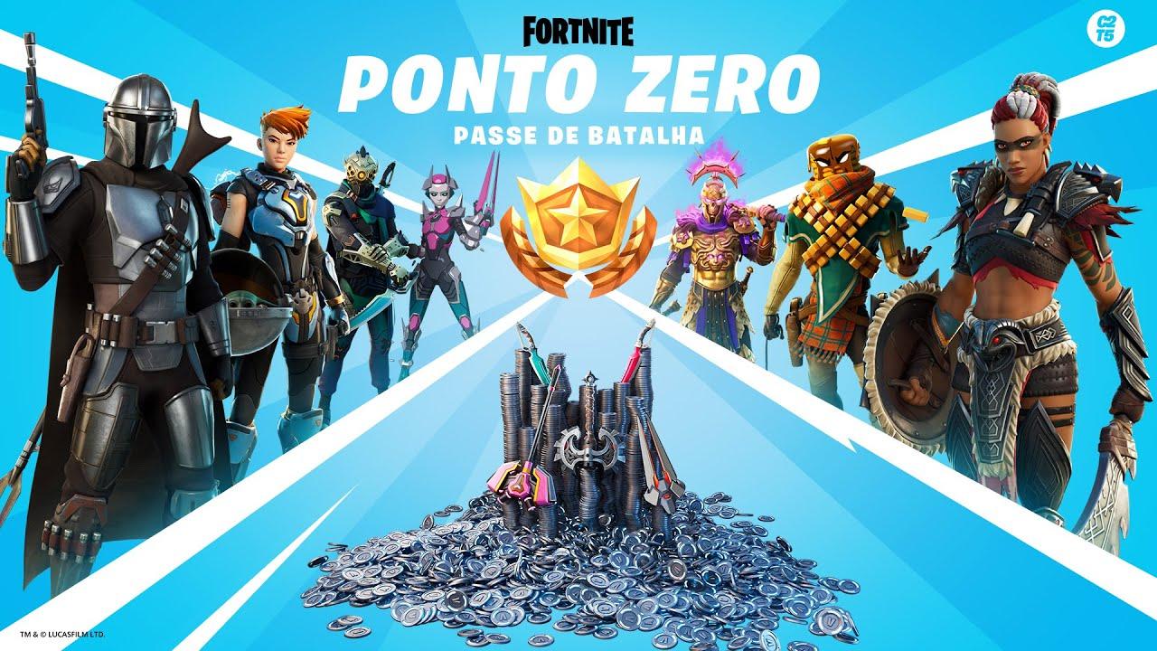 Fortnite - Passe de Batalha do Capítulo 2: Temporada 5 - Trailer de Jogabilidade