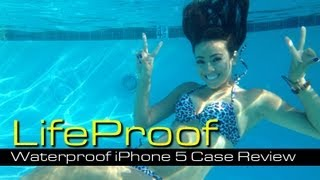 LifeProof NdFre iPhone 45 Case Review & Underwater Test