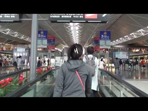 【Airport Walk】Chubu Airport(Nagoya)  in Terminal