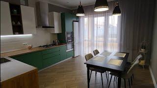Дом в Белгороде с отделкой под ключ и благоустроенной территорией в мкр-не Дубовская Застава.