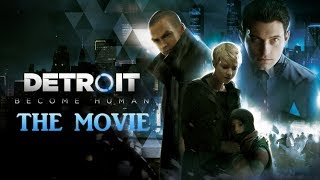 Detroit Become Human   The Complete Movie (No Commentary)