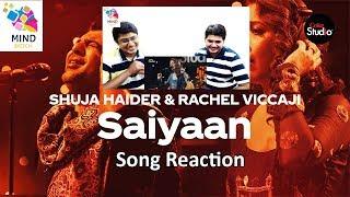 Coke Studio Season 12 | Saiyaan | Shuja Haider & Rachel Viccaji | Reaction