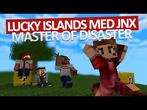 Minecraft Lucky Island Med Jnx - Master of Disaster