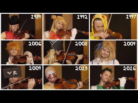 Evolution of Anime Music PART 2 (Extended) | 1989-2016