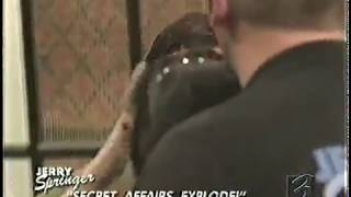 Repeat youtube video Jerry Springer: Secret Affairs Explode Part One