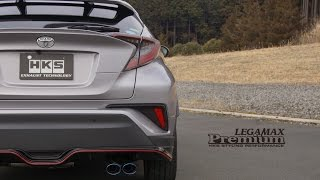 TOYOTA C-HR 4WD DBA-NGX50 8NR-FTS LEGAMAX Premium thumbnail