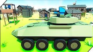 ГОРОДСКАЯ БИТВА СОЛДАТИКОВ - Игра Ancient Warfare 3