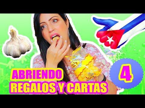 PELLY DE AJO! AY PAPÁ! Abriendo REGALOS y CARTAS I Quedada Cuba I Capítulo 3 I SandraCiresArt