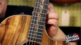 Taylor K24ce Koa Series | Taylor Guitars @ Austin Bazaar