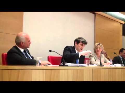 Steve Calabresi at French Senate