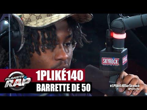 Youtube: 1PLIKÉ140«Barrette de 50» #PlanèteRap