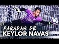 Keylor Navas PARA TODO | Increíbles PARADAS |Real Madrid TRAINING