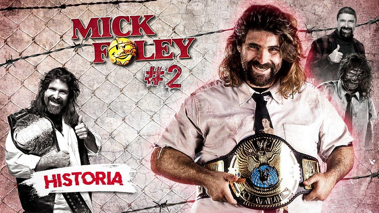 La HISTORIA de MICK FOLEY (1998-2021) | Capítulo 2