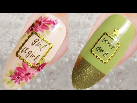 The Best Nail Art Designs Compilation #211 - Nail Art Design Tutorial thumbnail