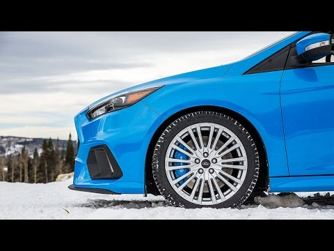 Focus RS Winter Tire Package