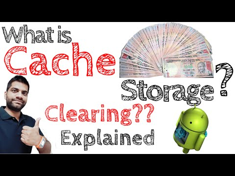 What is CACHE Memory? Clearing CACHE? Android, iOS?