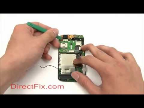 How to: Motorola Droid Pro Screen Replacement